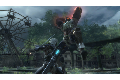 Metal Gear Rising: Revengeance - PC FULL [FREE DOWNLOAD]
